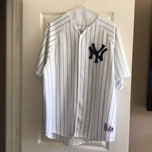 Original Yankees Jersey
